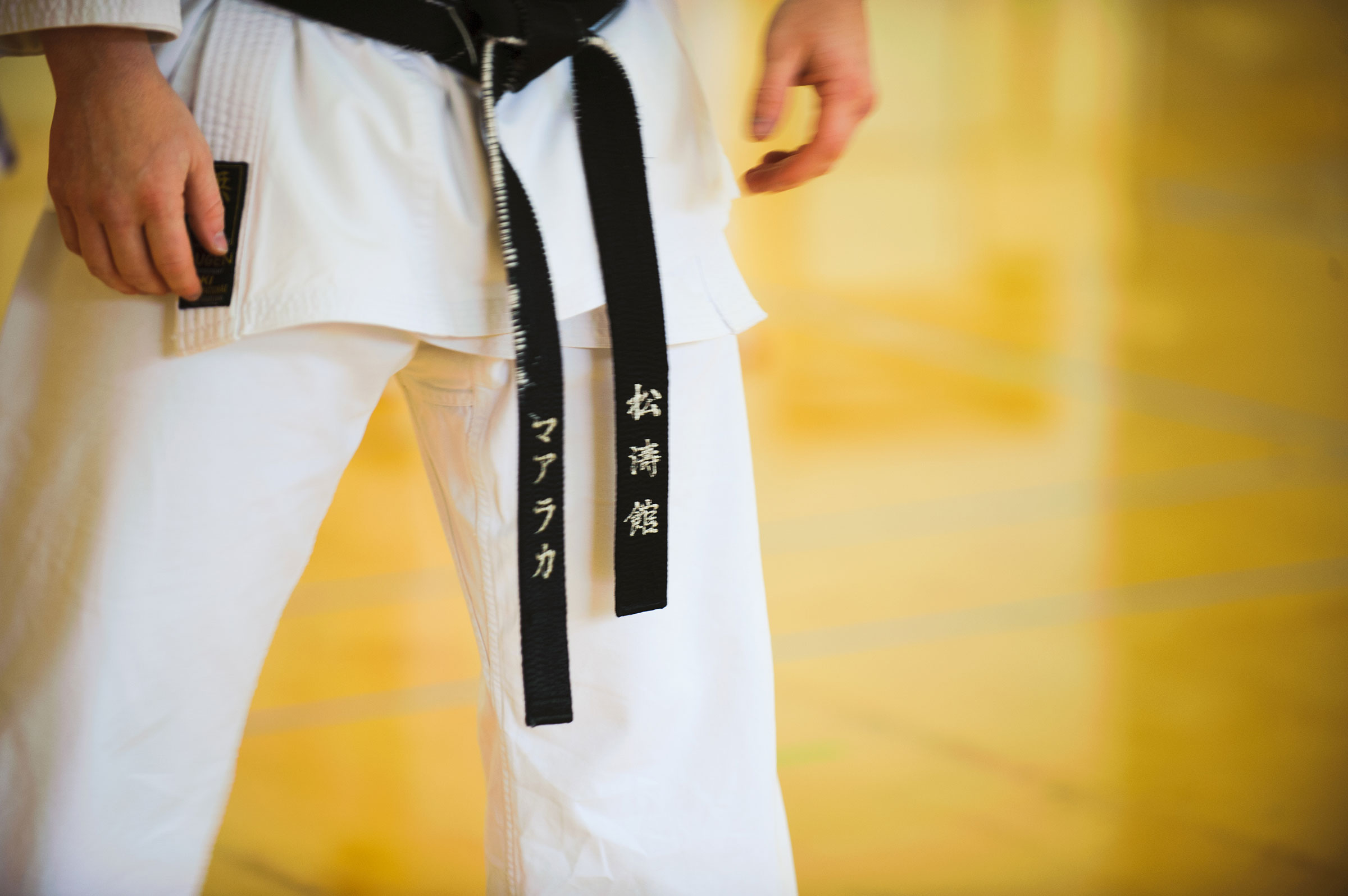 Traditional Shotokan Karate Black Belt - Minneapolis