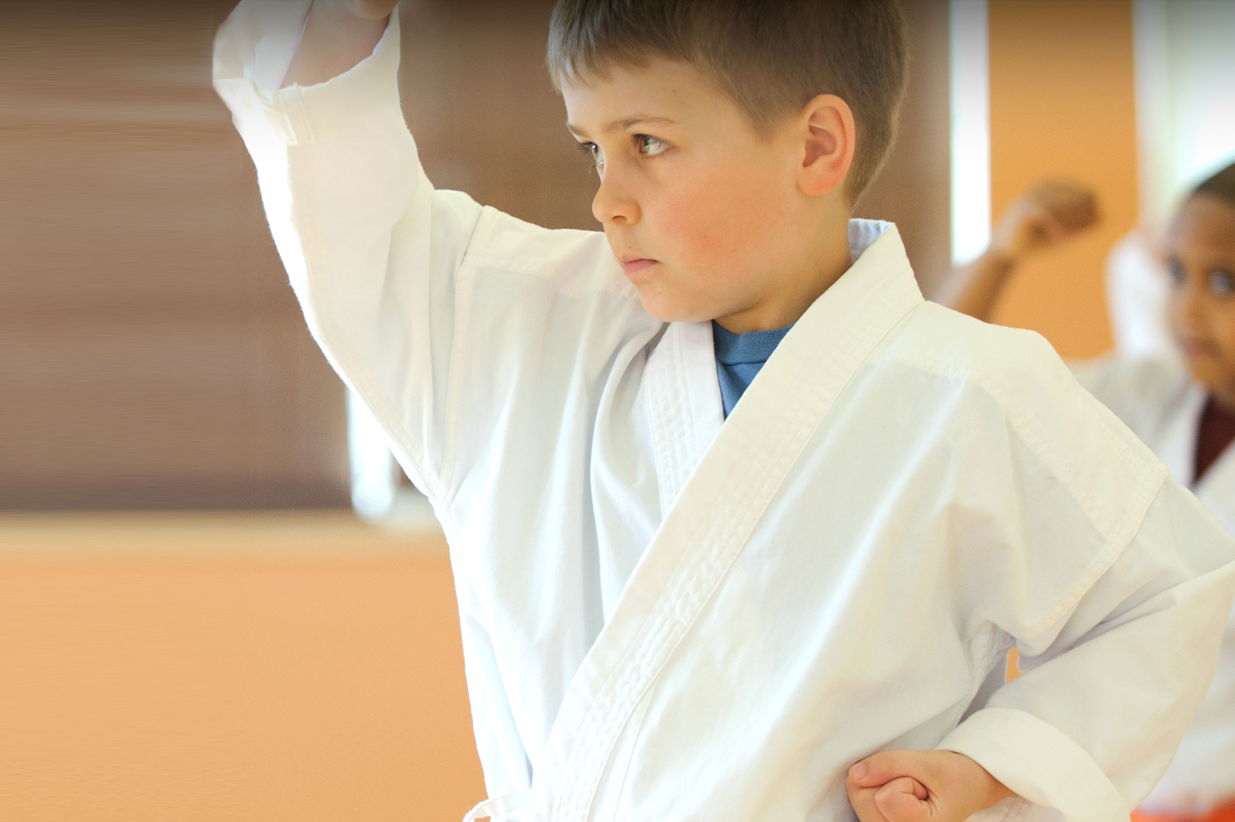 Movement Arts Center Children's Karate