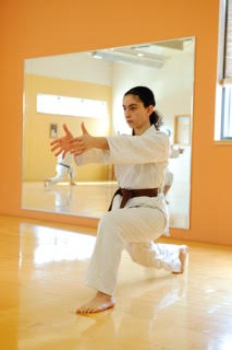 Fitness and Shotokan Karate