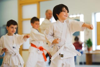 Shotokan Karate Dojo Children's Class