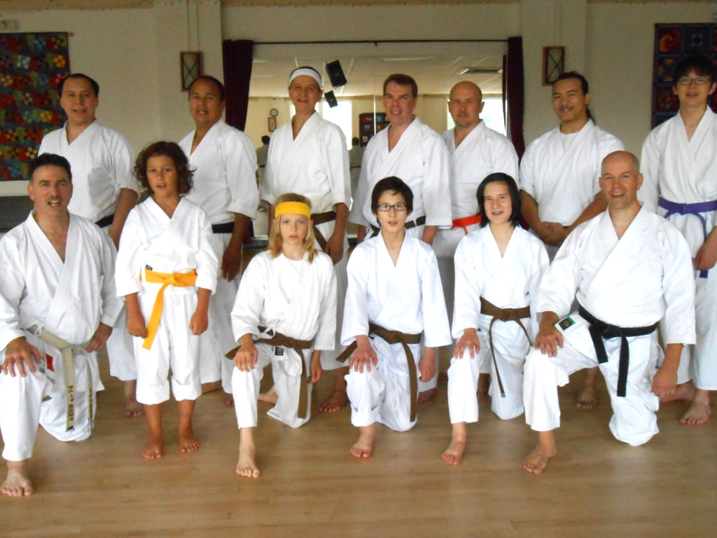 Shotokan Karate Dojo Minneapolis Class